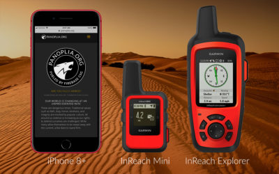 The Garmin InReach
