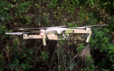 Consumer Drones as EODs