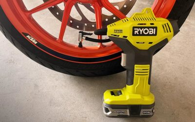 Ryobi Air: Back on the Road Fast
