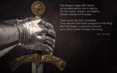 To Whom Have You Pledged Your Sword?