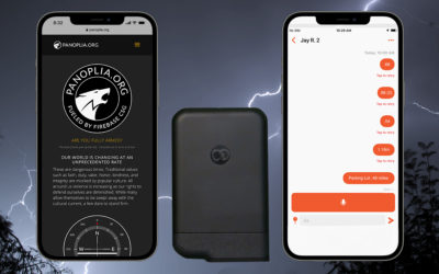 Beartooth Off-Grid Comms Test